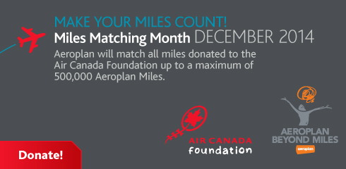 Air Canada - Miles Match Month 2014 - Collateral (5)
