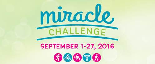 Miracle Challenge 2016 - Social Media (Launch Image 1)