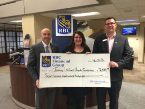 Total donation presentation RBC